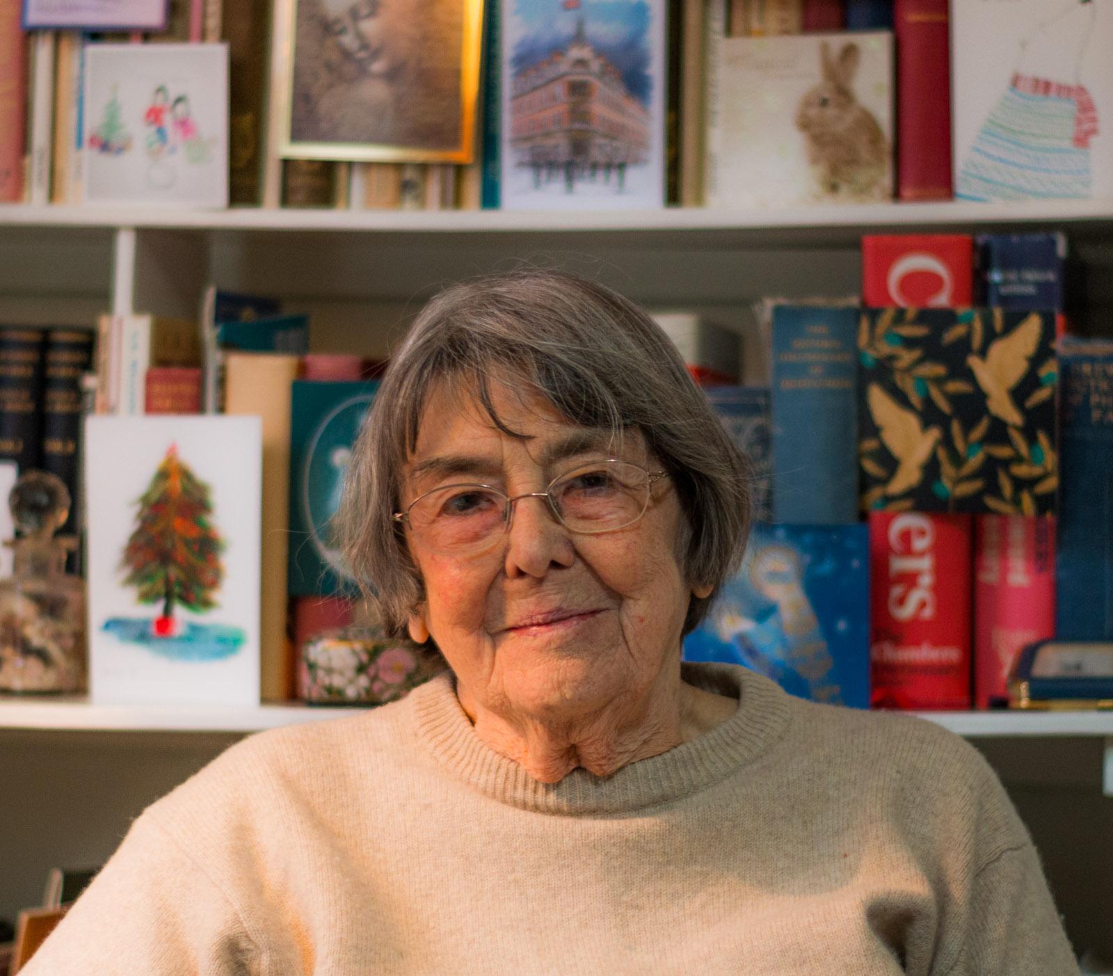 Ann Philips, Author, Cambridge